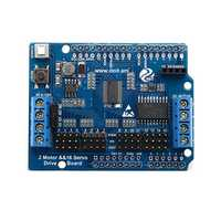 2 Channel Motor + 16 Channel Servo Expansion Board For Arduino UNO Smart Car Chassis Robot Arm