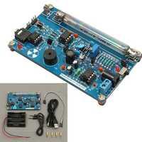 Assembled DIY Geiger Counter Kit Module Miller Tube GM Tube Nuclear Radiation Detector