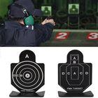 Good price 6*4.4*2.5cm Square Metal Shooting Bow Arrow Target Practice Shooting Target Archery Equipment Shooting Supplies