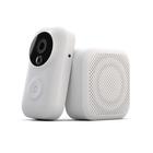 Meilleurs prix Zero AI Face Identification 720P IR Night Vision Video Doorbell Set Motion Detecting SMS Push Intercom Free Cloud Storage From Xiaomi Youpin