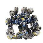 Meilleurs prix MU Armour Model Building DIY 3D Puzzle Stainless Steel Model Set