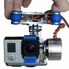 Meilleur prix FPV 2 Axis Brushless Gimbal With Controller For DJI Phantom GoPro 3 for RC Drone FPV Racing