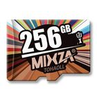 Recommandé MIXZA Fashion Edition U3 Class 10 256GB TF Micro Memory Card for DSLR Digital Camera MP3 HIFI Player TV Box Smartphone