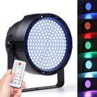 Meilleurs prix 169 LED RGBW Stage 33W Effect Light Par Lamp Club DJ Party Disco Lighting with Remote Controller