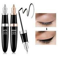 Matte Black Eyeliner Pen Waterproof
