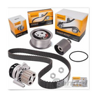 Promotion Water Pump with Timing Belt Set For Audi A3 A4 A6 For VW GOLF For PASSAT 1.9/2.0 TDi