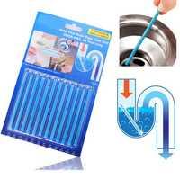 Honana BX Sink Deodorant Stick 12 Pcs Set Magic Clean Sewer Deodorant For Bathroom Clean