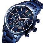 Meilleurs prix MINI FOCUS MF0188G Business Style Steel Men Quartz Watch