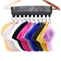 Baseball Cap Rack Hook Hat Holder Hanger Rack Household Organizer Storage Door Closet Hanging Home Kitchen Rack Holder
