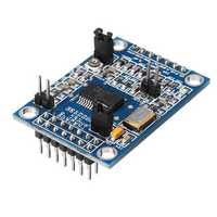 AD9851 DDS Signal Generator Module 2 Sin Wave(0-70MHz) And 2 Square Wave(0-1MHz)