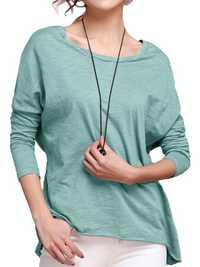 L-5XL Casual Women O-Neck Long Sleeve T-shirts