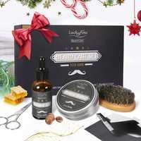 Y.F.M® Beard Care Grooming & Trimming Kit