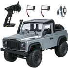 Discount pas cher MN99s A RTR Model with 2/3 Batteries 1/12 2.4G 4WD RC Car for Land Rover Vehicles Indoor Toys