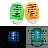 Mini LED Mosquito Killer lamp Insect Repellent Night Light