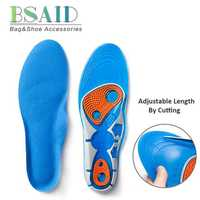 Silicon Gel Insoles High Quality Foot Care for Plantar Heel