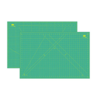Recommandé Allwin 661A1 A1 PVC Rectangle Cutting Mat Five-layer White Core Pad Cutting Mat Tool Fabric Leather Paper Craft DIY Tools