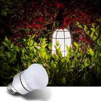 ARILUX® 7W E27/B22 Dusk to Dawn Auto ON/OFF LED Sensor Light Bulb for Patio Garage AC85-265V