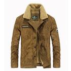 Promotion Thick Warm Velvet Plus Men Fashion Casual Jacket Parkas