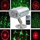 Bon prix Mini Auto/Voice LED Laser Projector Stage Light 12 Patterns DJ Disco Party Club Lamp AC100-240V