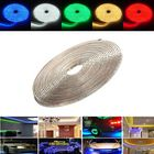 Meilleurs prix 14M 49W Waterproof IP67 SMD 3528 840 LED Strip Rope Light Christmas Party Outdoor AC 220V