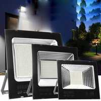 Super Bright 50W 100W 200W LED Flood Light IP65 Waterproof Outdoor Garden Security Spot Lamp AC220V