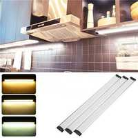 50cm LED Strip Cabinet Light Closet Night Lamp for Kitchen Cupboard Bathroom