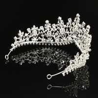 7cm High Large Adult Drip Crystal Wedding Bridal Party