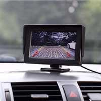 4.3inch LCD Car Rear View Monitor Screen Reverse Camera Kit DVD VCR