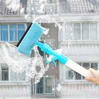 Honana HN-Q19 Magic Spray Multifunctional Cleaning Brush Windows Tiles Household Cleaning Tools