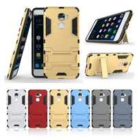 Hybrid Armor Stand TPU & PC Back Protective Case For LeTV LeEco Le Pro3