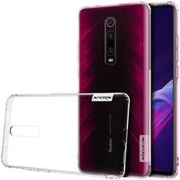 NILLKIN Translucent Shockproof Non-slip Soft TPU Protective Case for Xiaomi Redmi K20 / Redmi K20 Pro / Xiaomi Mi 9T / Xiaomi Mi 9T Pro