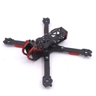 Meilleurs prix Dragon HX5 X5 220mm 5 inch FPV Racing Frame Kit RC Drone 4mm Arm Carbon Fiber