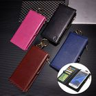 Promotion Removable PU Leather Wallet Case For Samsung Galaxy S7 Edge