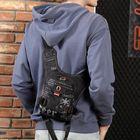 Acheter au meilleur prix Men Fashion Multifunctional Bag Chest Bag Waist Bag For Outdoor Travel