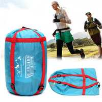 Sleeping Bag Compression Sack Portable Camping Storage Bag Carry Pack Sleeping Bag Accessories