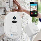 Meilleurs prix Wireless WIFI Smart Doorbell Door Camera Phone Ring HD Photo Home Indoor Outdoor
