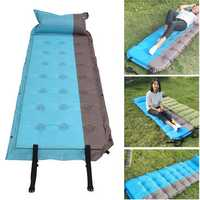 Self Inflatable Moisture-proof Pad Air Bed Outdoor Camping Hiking Picnic Sleeping Mat