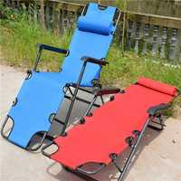 Portable Office Folding Bed Single Bed Chair Bed Escort Bedroom Furniture
