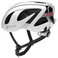 Smart4u SH55M Helmet 6 LED Warning Light SOS Alert Walkie Talkie Smart Helmet For Outdoor Cycling