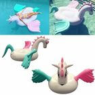 Acheter au meilleur prix Giant Inflatable Unicorn Pegasus Floating Swimming Pool Beach Waterbed Party Toy