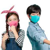 Xiaomi 3 Pcs Air Mask Children Anti-Pollution Anti-haze Dustproof Face Mask Outdoor Cycling Sport Breathable Mask