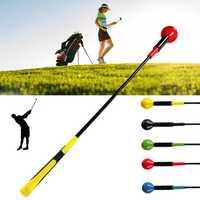 120cm Golf Swing Golf Practice Stick Glass Fiber Golf Accessories Outdoor Sport Training Tool