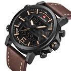 Most Popular NAVIFORCE 9135 Luminous Calendar Dual Display Digital Watch