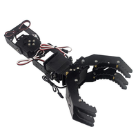 DIY 4DOF Robot Arm Claw Holder With Arduino 4pcs Digital Servo
