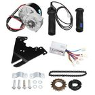 Prix de gros 24V 250W Electric Bike Conversion Scooter Motor Controller Kit For 20-28inch Ordinary Bike