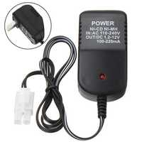 110 to 240V Charger For Ni-MH Rechargeable Battery Pack