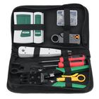 Acheter LAN Network Cable Tester Crimp Crimper Plier Kit Cat5 RJ45 RJ11 RJ45 Hand Tool
