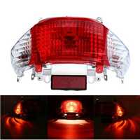 12V Motorcycle Turn Signal Light Rear Tail Lamp For GY6 Scooter 50cc