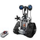 Acheter au meilleur prix MoFun DIY 2.4G Patrol RC Robot Block Building Infrared Control Assembled Robot Toy