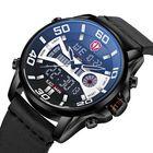 Recommended KADEMAN K6171 Multifunction Waterproof Dual Display Watch